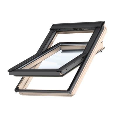 Finestra da tetto (faccia inclinata) VELUX GGL MK08 3068 manuale L 78 x H 140 cm pino
