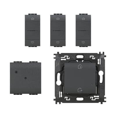 Kit tapparelle connesse BTICINO Starter Kit SL2000KIT Livnglight smart per interno