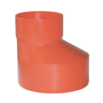 Aumento arancione Ø 125 mm