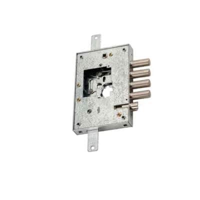 Serratura a incasso cilindro per per porta di ingresso, entrata 6.3 cm, interasse 28 mm