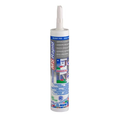 Silicone MAPEI Ultrabond MS Rapid bianco 300 ml