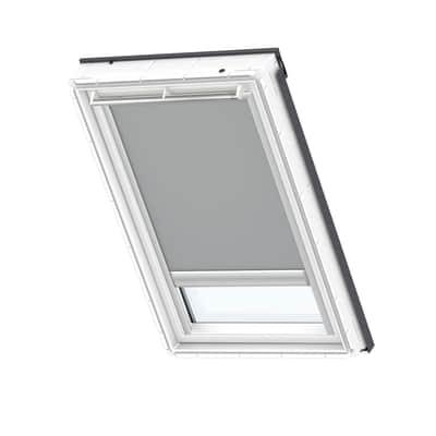 Tenda oscurante VELUX 102 L 55 x H 78 cm grigio