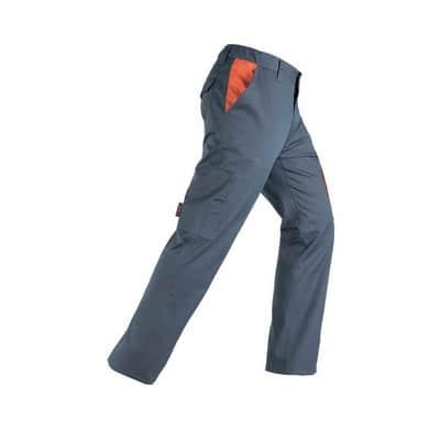 Pantalone da lavoro KAPRIOL Evo grigio arancione tg L