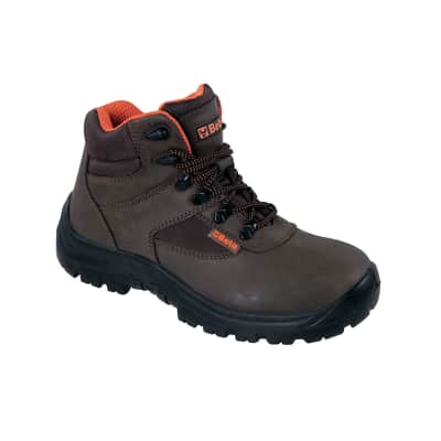 Scarpa antinfortunistica alta BETA 7236B S3, n° 45 marrone