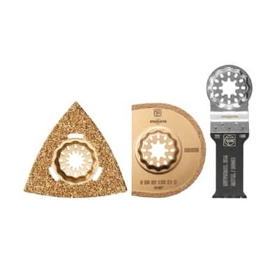 Kit accessori FEIN  , 3 pezzi