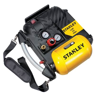 Compressore STANLEY DN 200/10/5 1.5 hp 10 bar 5 L