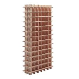 Scaffali in legno grezzo prezzi e offerte online leroy for Portabottiglie leroy merlin
