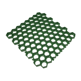 Griglia salvaprato 56 x 60  cm x 40  mm verde