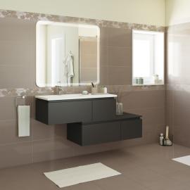 Mobili bagno prezzi e offerte mobiletti bagno sospesi o a for Offerte bagni completi moderni