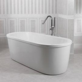Vasche da bagno prezzi e offerte online per vasche e accessori - Leroy merlin parete vasca bagno ...