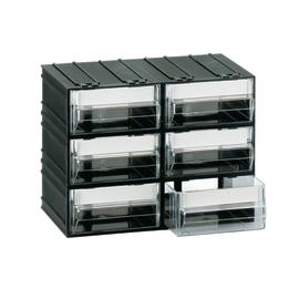 portaminuterie contenitori e cassettiere in plastica leroy merlin. Black Bedroom Furniture Sets. Home Design Ideas