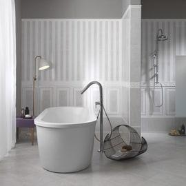 Rivestimenti bagno prezzi e offerte online leroy merlin 3 - Paraspigoli per piastrelle bagno ...