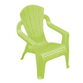 Sedia bimbi impilabile Miniselva verde lime