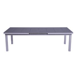 Tavolo allungabile Niagara, 256 x 100 cm bianco