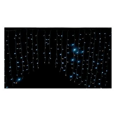 Tenda luminosa 300 Led multicolore 3,45 m