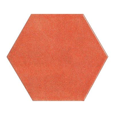 Piastrella Provenza Corallo 15 x 17,3 cm arancione