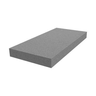 Pannello in EPS con grafite L 1 m x H 0,5 m, spessore 40 mm