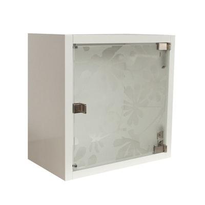 Pensile Kryss bianco 1 anta L 30 x H 30 x P 18 cm