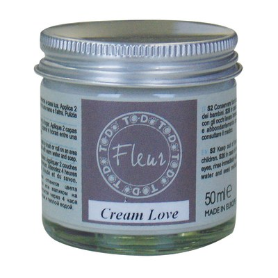 Idropittura traspirante lavender blue 50 ml Fleur