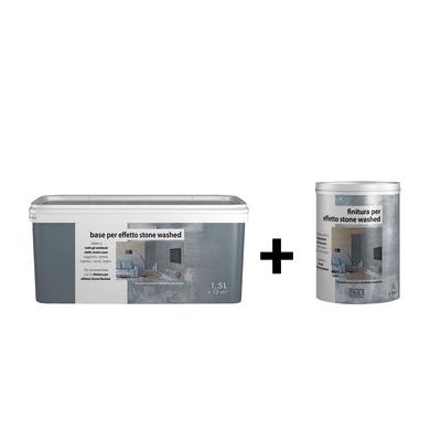 Composizione per effetto decorativo Stonewashed Bronzite 1,5 L