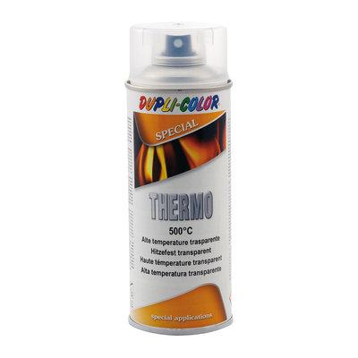 Smalto spray Thermo alte temperature trasparente opaco 400 ml