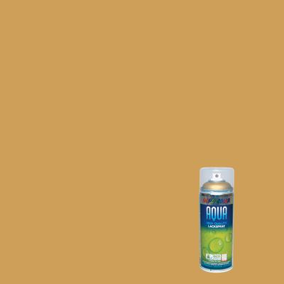 Smalto spray Aqua oro satinato 350 ml