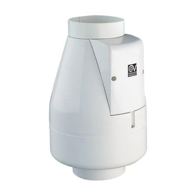 Aspiratore centrifugo Ø 100 mm Vortice Serie k Vortice