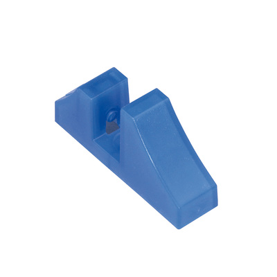 Reggimensola Clip blu 9 x 2,4 cm
