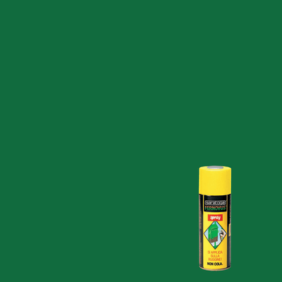 Smalto per ferro antiruggine spray Saratoga Fernovus verde brillante 0,4 L