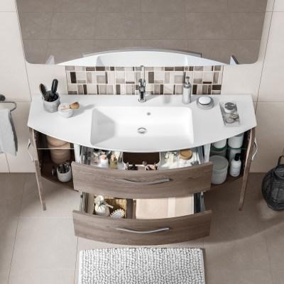 Mobile bagno Cassca L 141 cm