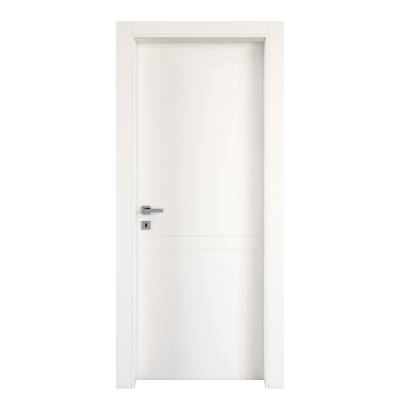Porta da interno battente Rail bianco 90 x H 210 cm dx