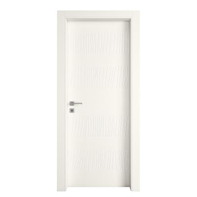 Porta da interno battente Fence bianco 60 x H 210 cm dx
