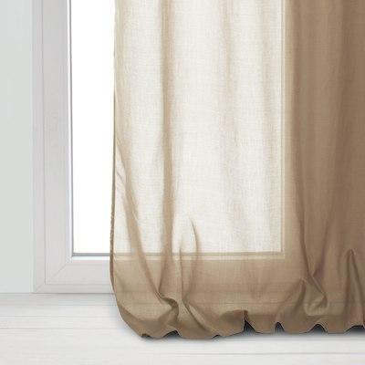 Tenda Flavina Inspire tortora 140 x 280 cm