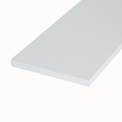 Pannello melaminico bianco 18 x 300 x 1000 mm