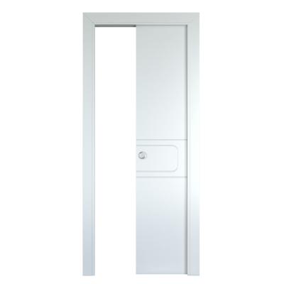 Porta da interno scorrevole Seventy bianco 70 x H 210 cm reversibile