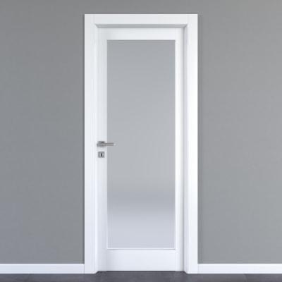 Porta da interno battente Avior bianco 60 x H 210 cm dx