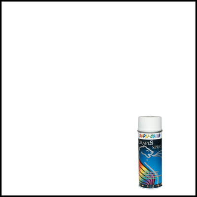Smalto spray Craft Bianco brillante 400 ml