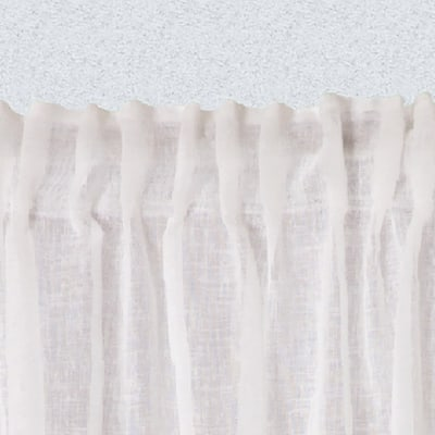 Tenda Assia rosa 140 x 300 cm