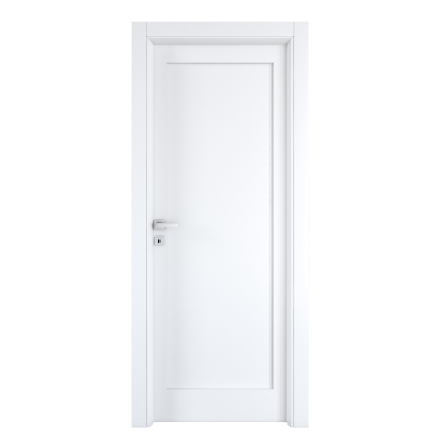 Porta da interno battente Atria bianco 60 x H 210 cm dx