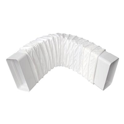 Giunto flessibile per tubo rettangolare L 6 - 12 cm x 0,5 m