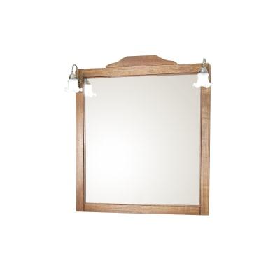 Specchio con faretto Daiana 100 x 115 cm
