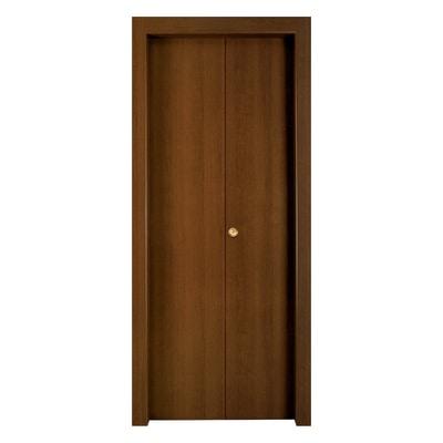 Porta da interno pieghevole Schubert 80 x H 210 cm reversibile