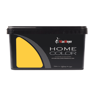 Idropittura lavabile Home Color soleado 2,5 L Max Meyer