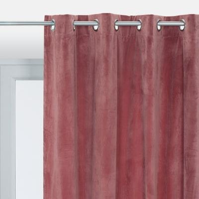 Tendone Velvet rosa 140 x 280 cm