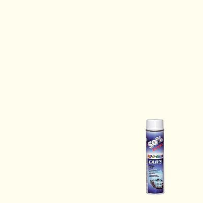 Smalto spray Cars bianco brillante 600 ml