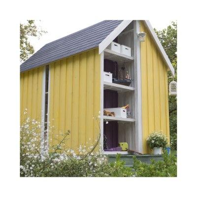 casetta in legno Vertigo 5,32 m², spessore 28 mm