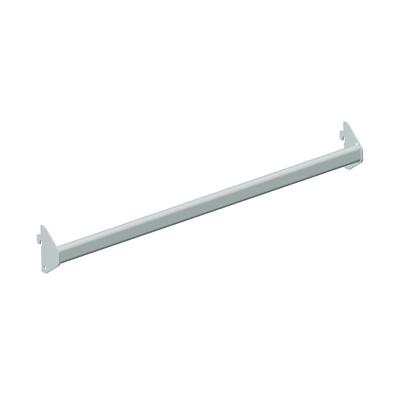 Barra di supporto Element System bianco L 80 x P 2 x H 5 cm