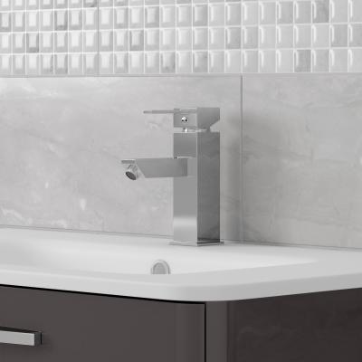 Mobile bagno Best grigio antracite L 81 cm