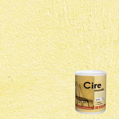 Pittura ad effetto decorativo Velatura Giallo 1 L