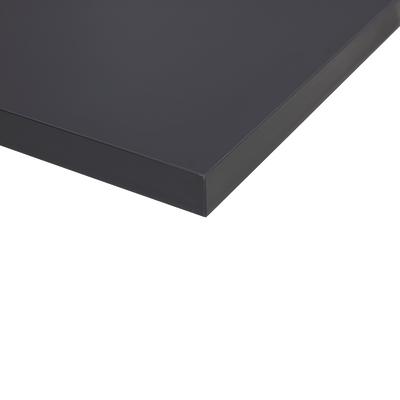 Piano cucina su misura laminato Antra grigio 6 cm